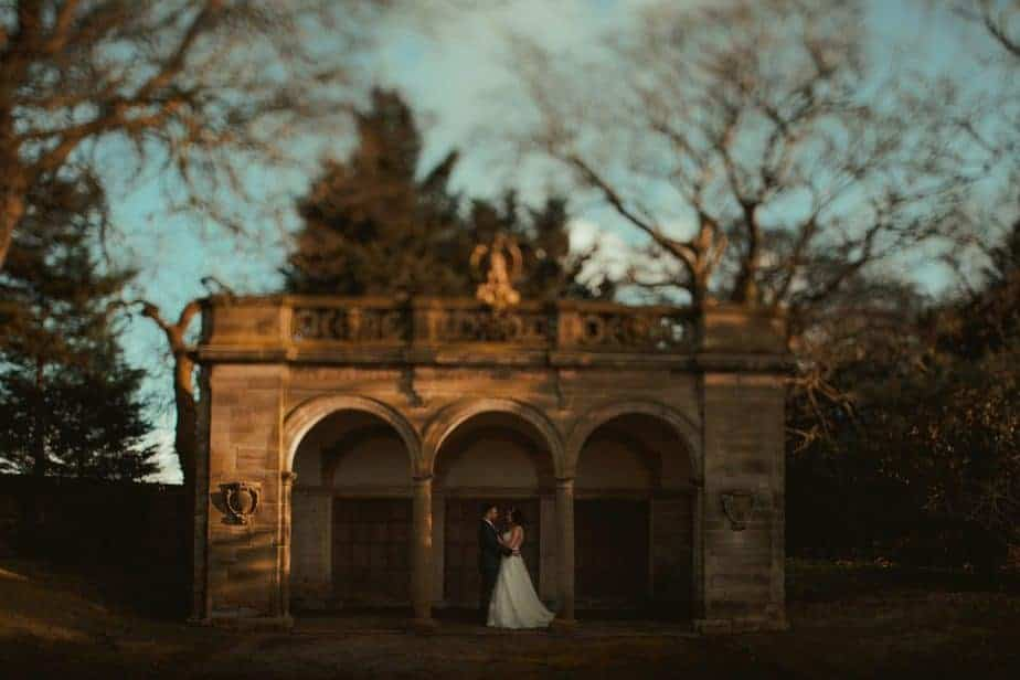 Suzi and Tom at Thornton Manor by Belle Art Photography. An Emotive Wedding Photographer based in the North East.