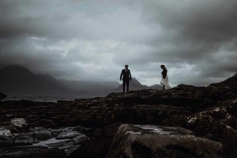 Loch Coruisk Wedding Photographer - Isle of Skye Elopement