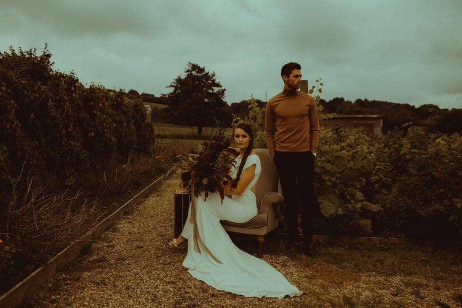 A River Cottage Wedding by Belle Art Photography, An Emotive Wedding Photographer.