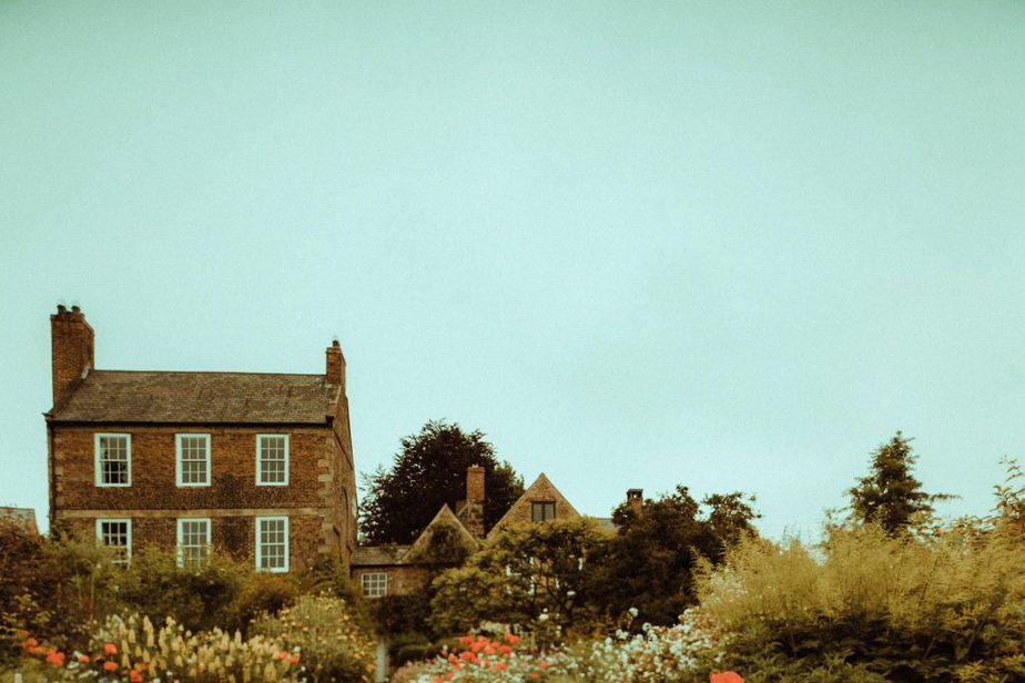 An image of Crook Hall and Gardens by Belle Art Photography