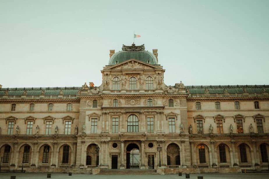 Paris Engagement Shoot by Belle Art Photography