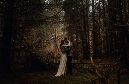 Scotland Elopement by Belle Art Photography