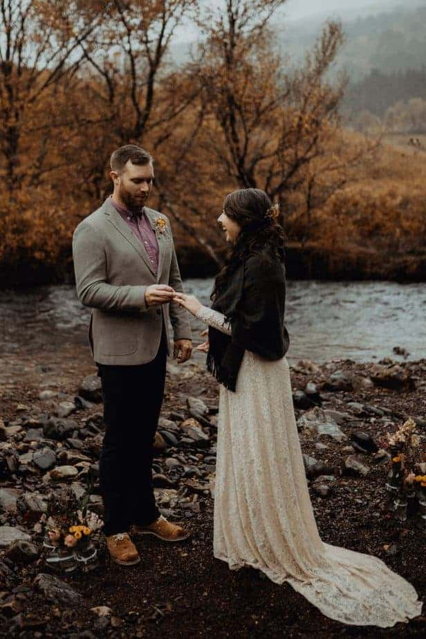 Scotland Elopement by Belle Art Photography