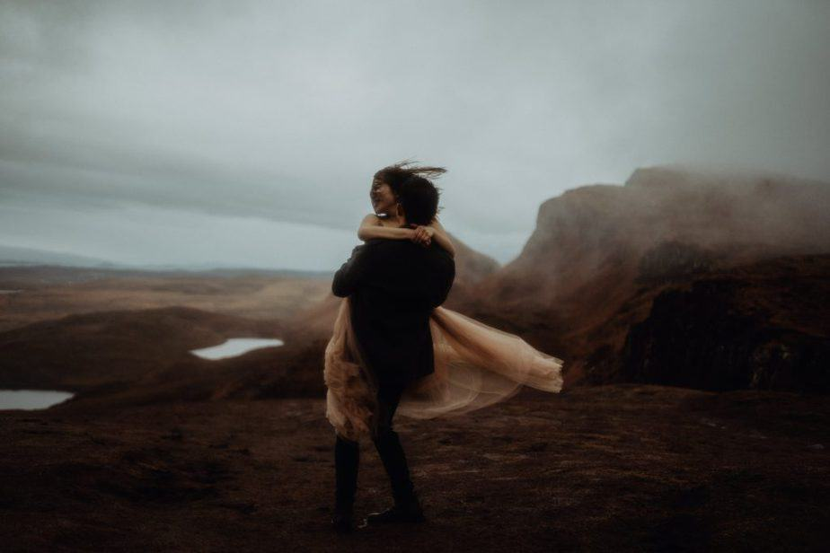 Isle of Skye Elopement by Belle Art Photography