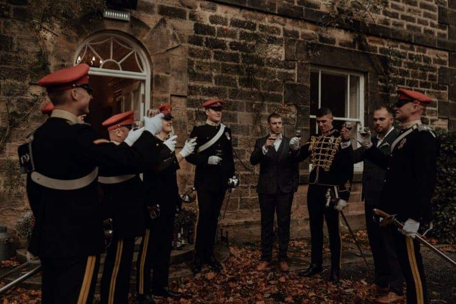 Northumberland Wedding by Scotland and Destination Wedding Photographer