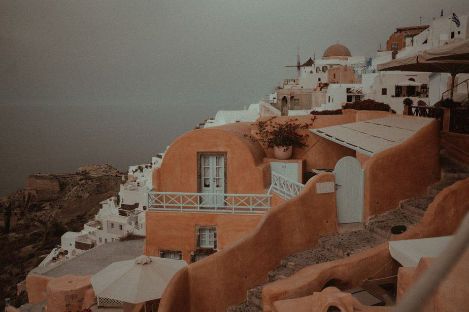 Destination Adventure Sessions in Santorini by Belle Art Photography