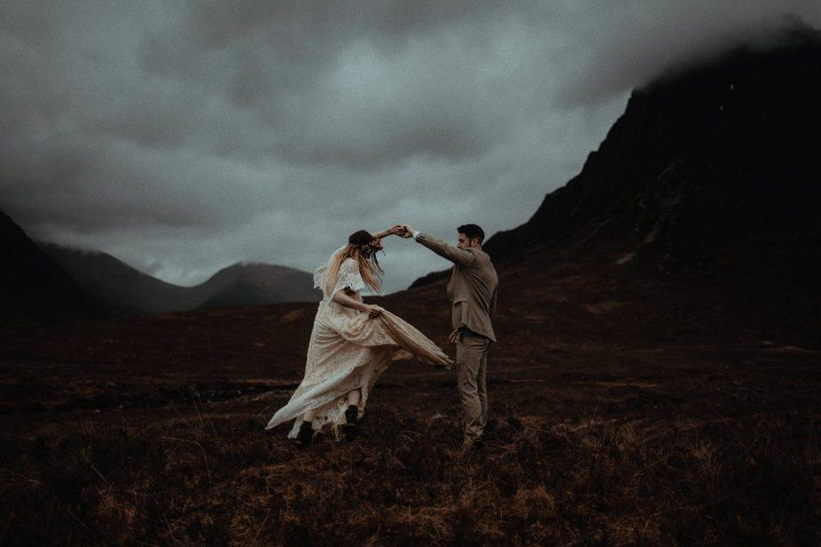 St Marys Space - Unique Elopement Venue in Scotland