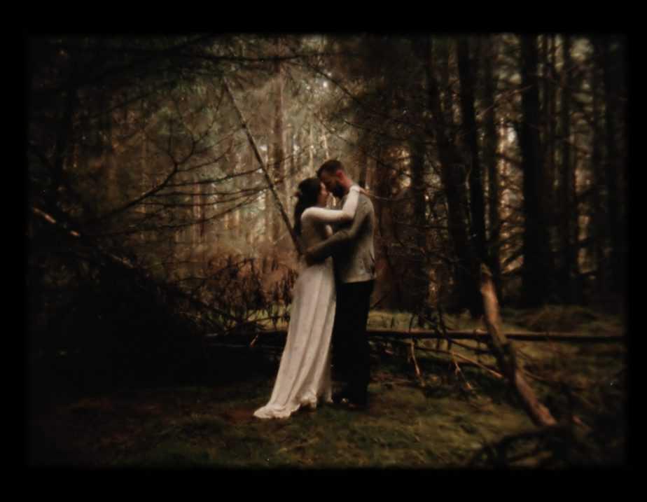 Super 8 Wedding Film