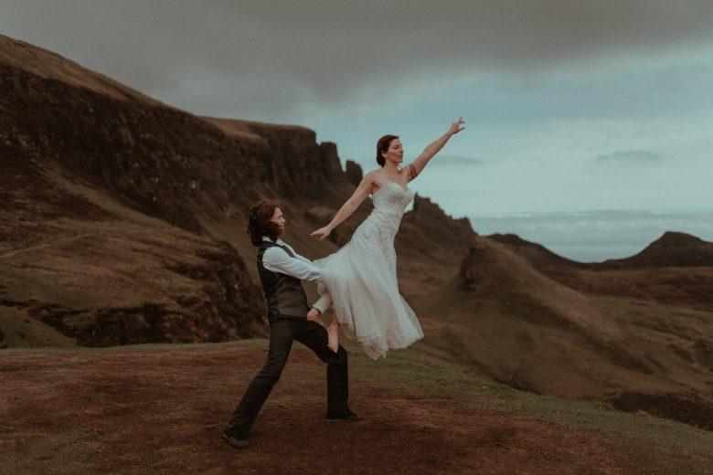 Isle of Skye Wedding Photography