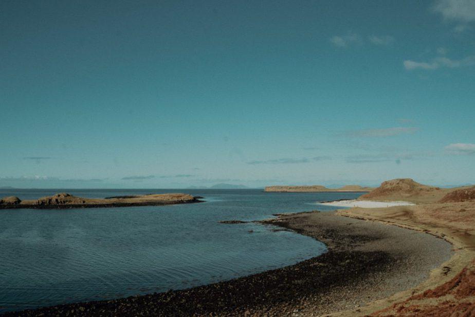 Coral Beach Elopement Isle of Skye