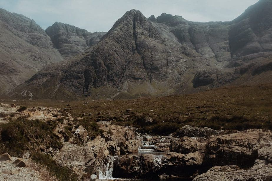 Fairy Pools Elopement Isle of Skye