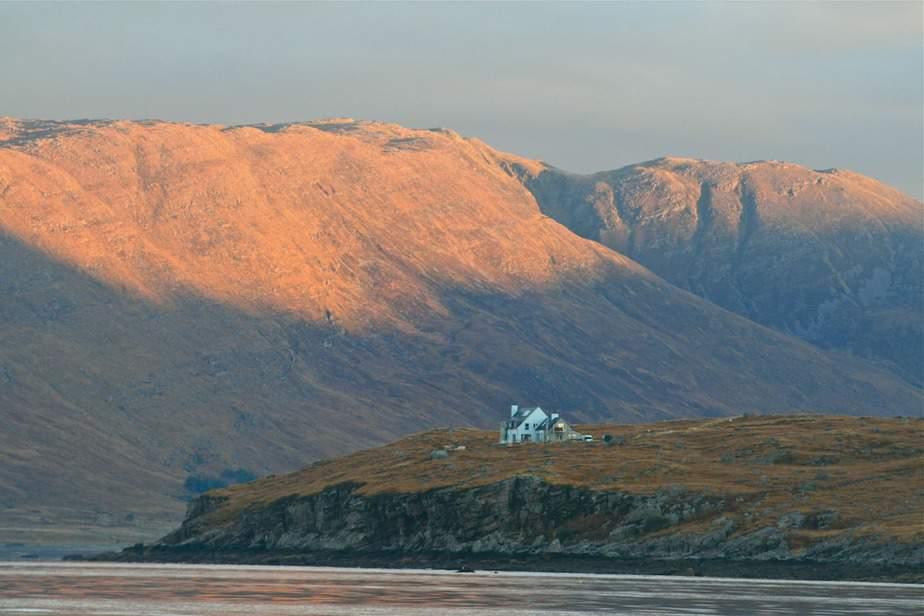 Isle of Skye Elopement Accommodation