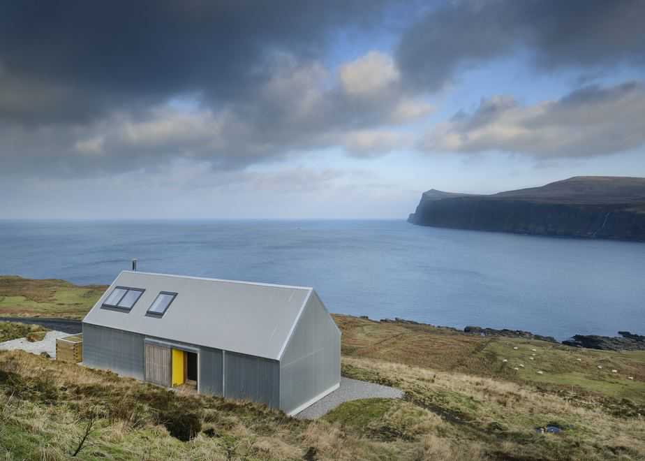 Unique places to stay on Skye - Isle of Skye Elopement