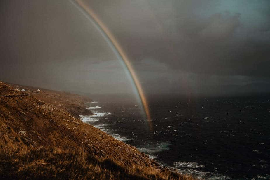 Your Wedding plans and Covid-19. A Rainbow in The Isle of Skye