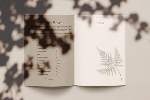 elopement planner by Belle Art Photography - Isle of Skye Elopement Photographer