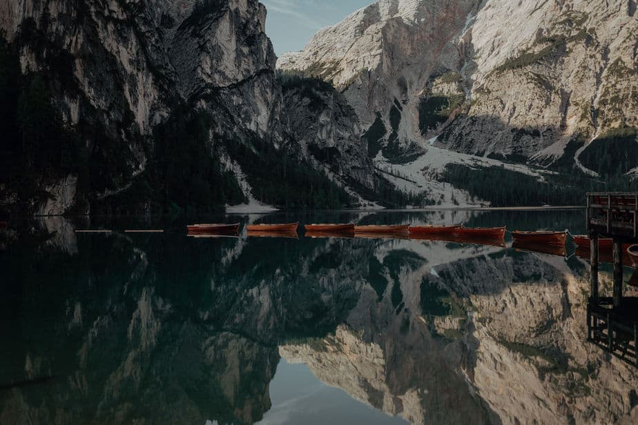 Best Couple Sessions - Lake Braies