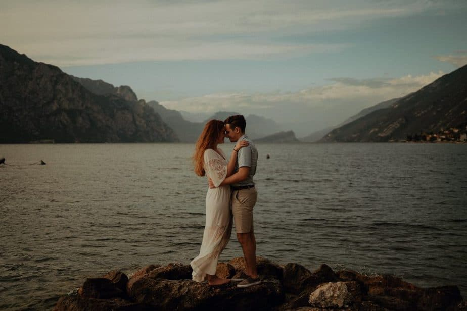 Lake Garda Engagement Photos. Best Couple Sessions 2020