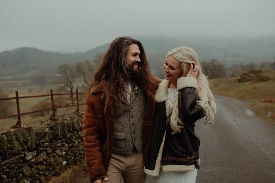 couple photos in The Lake District