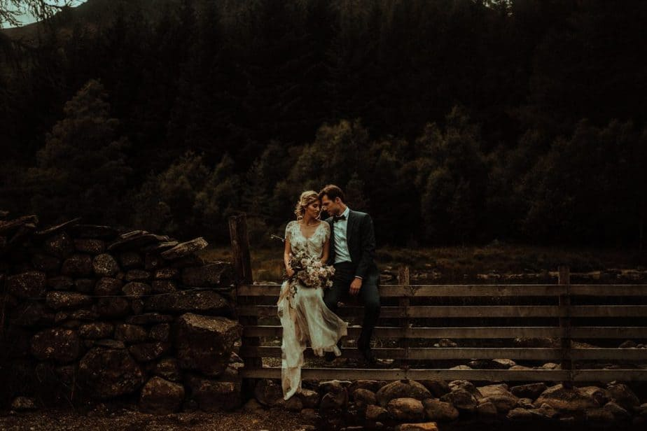 Wedding in The Lake District