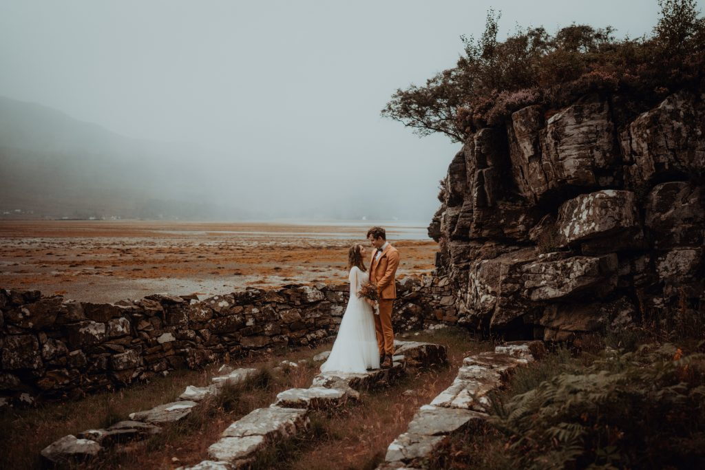 Torridon Elopement by Belle Art Photography