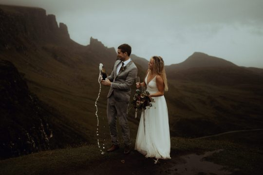 Elopement Photography Packages Isle of Skye