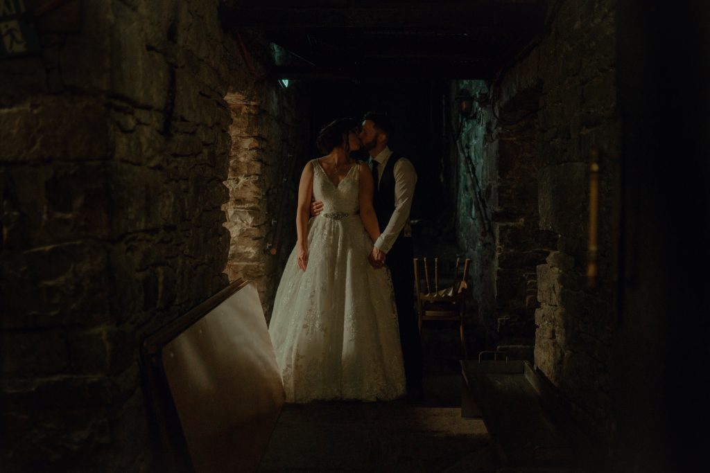 The Caves Elopement Venue Edinburgh