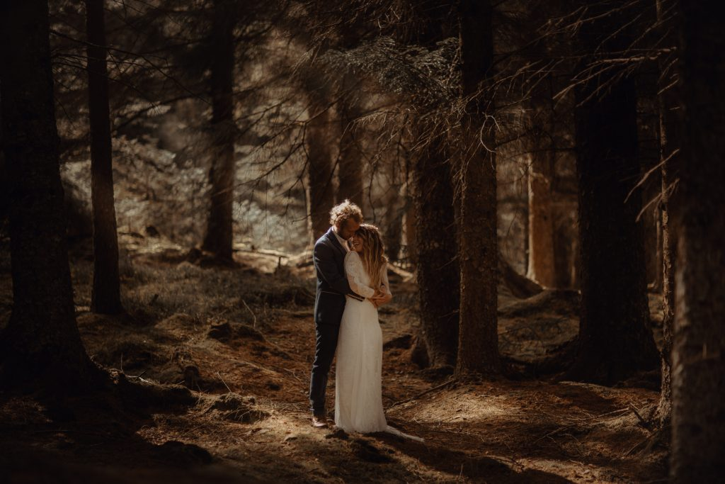 Corrour Estate Elopement