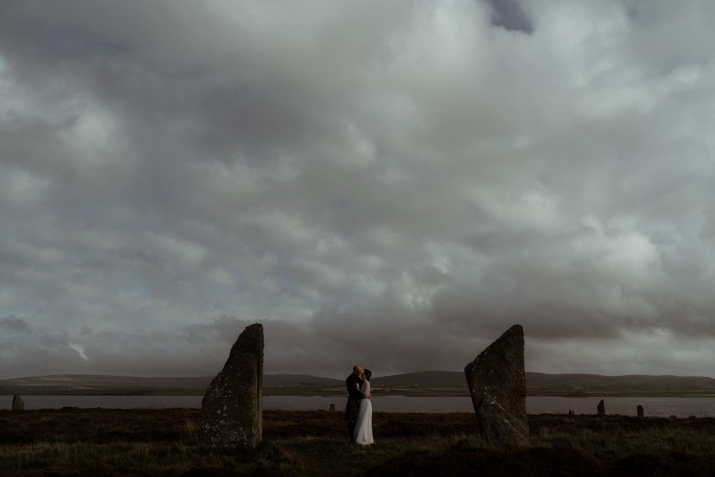 Best places to elope in Scotland - Orkney Islands