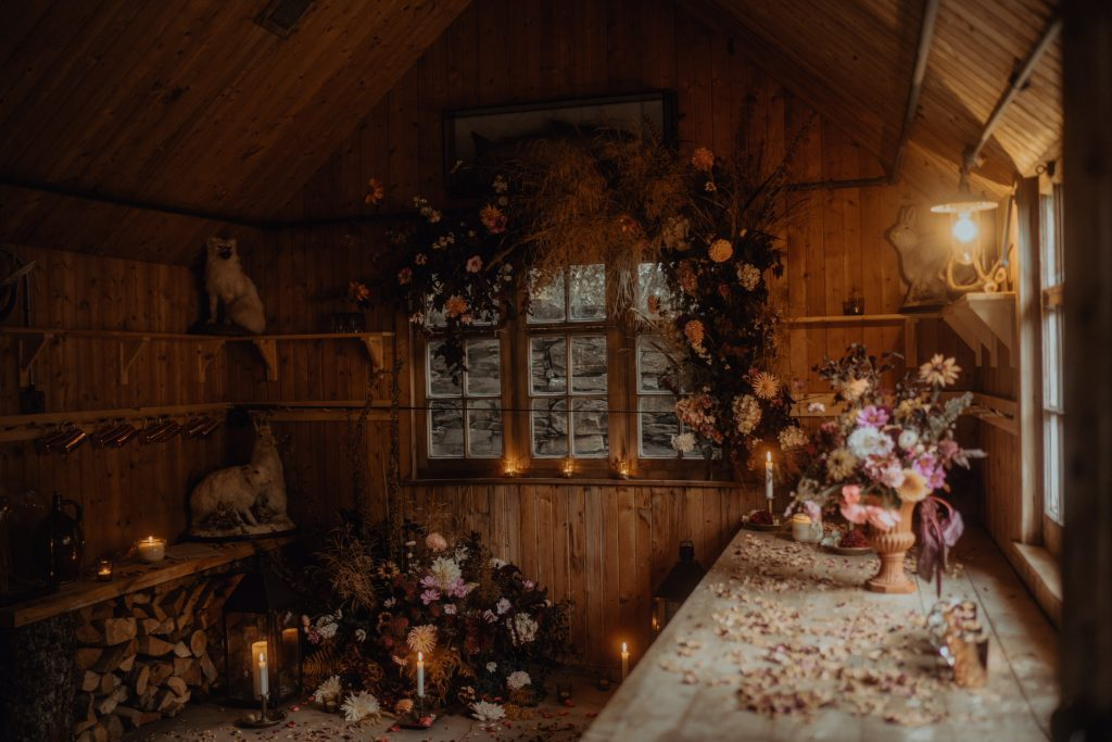 Kinloch Lodge Elopement - Unique Scotland Elopement Locations