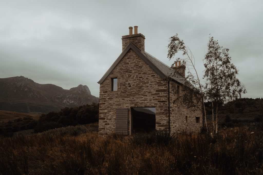 Kyle House, Tongue, Scotland